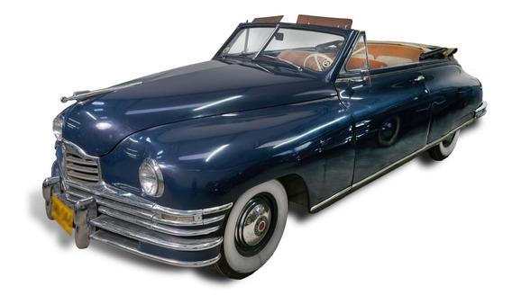 Packard 1948 Victoria Convertible