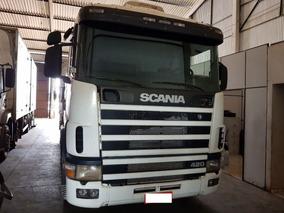 Scania Scania 124 420 Entrada Mais Finan Direto Com Transp