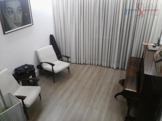 Apartamento Residencial À Venda, Jardim Anália Franco, São Paulo. - Ap0527
