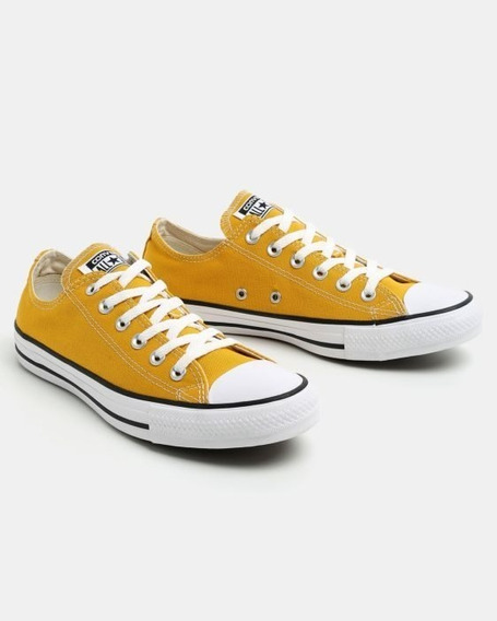 All Star Chuck Taylor Branco Converse