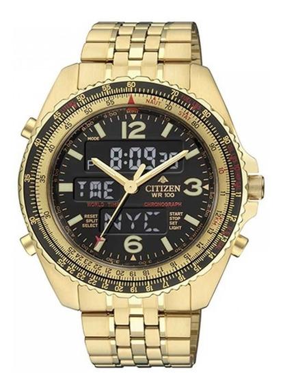 Relógio Citizen Promaster Wingman Vi Jq8003-51e / Tz10075z