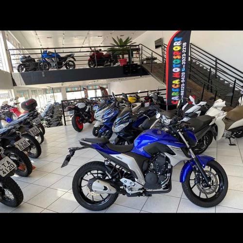 Yamaha Fazer 2020 Abs