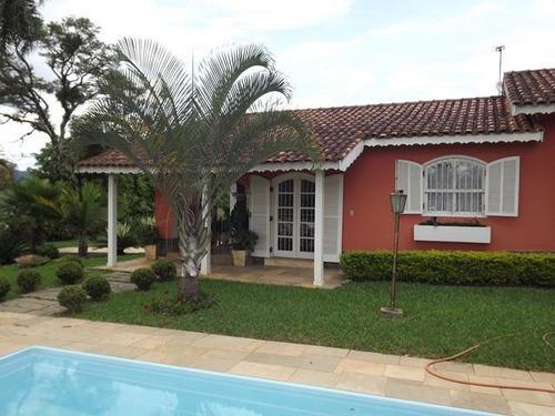 Chácara Com 4 Dormitórios À Venda, 4041 M² Por R$ 950.000 - Jardim Estância Brasil - Atibaia/sp - Ch0011