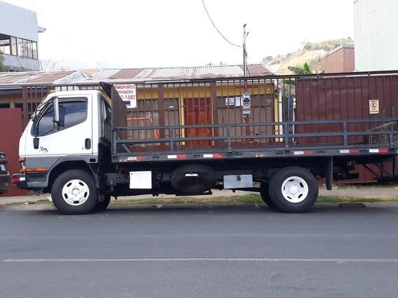 Camion Mitsubishi Fuso En Excelentes Condiciones