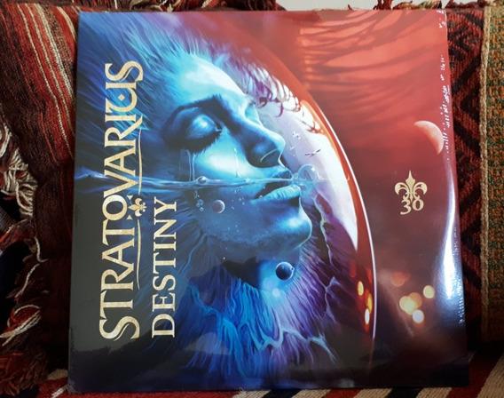 Stratovarius: Destiny ( Triple Vinilo ) ( Helloween )