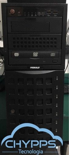 Servidor Supermicro Intel - Dual Xeon E5620 - 16gb Ram