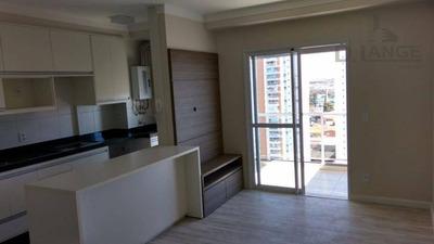 Apartamento Residencial À Venda, Jardim Belo Horizonte, Campinas - Ap11396. - Ap11396