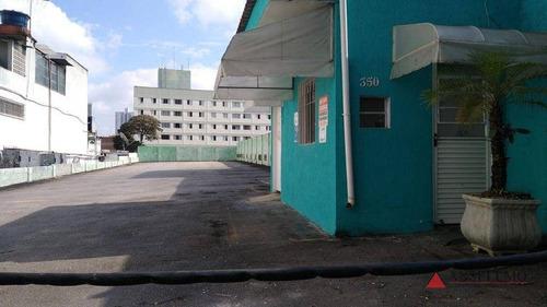 Imagem 1 de 2 de Terreno À Venda, 450 M² Por R$ 2.000.000,00 - Centro - São Bernardo Do Campo/sp - Te0142