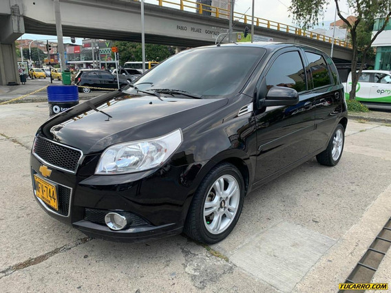 Chevrolet Aveo Emotion Five