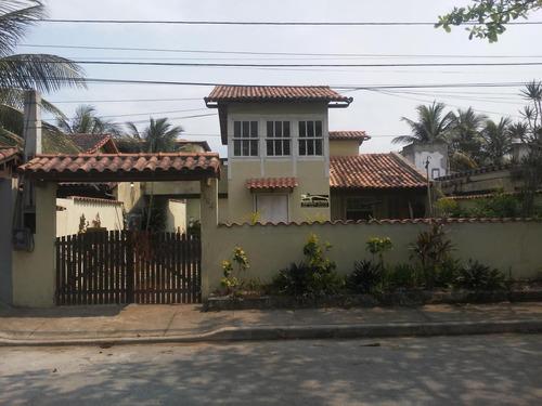 Casa Para Venda Em Rio Das Ostras, Recreio, 4 Dormitórios, 3 Banheiros, 4 Vagas - _1-1621524