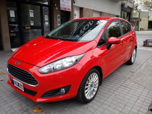 Ford Fiesta S 1.6l 5ptas Con Gnc! Excelente Estado! Permuto!