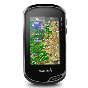 Gps Esportivo Garmin Oregon 750 4gb Wi-fi Touchscreen Com C