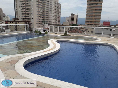 Imagem 1 de 30 de Apartamento Com 3 Dorms, Aviação, Praia Grande - R$ 670 Mil, Cod: 662 - V662