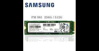 Disco Solido Ssd M.2 Nvme Samsung Evo Plus 256