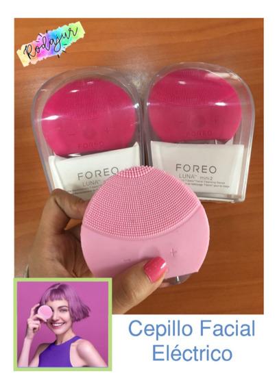 Cepillo Facial Eléctrico Foreo - Estética Facial - 10 Vds