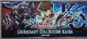 Yugioh Legendary Collection Kaiba Playmat