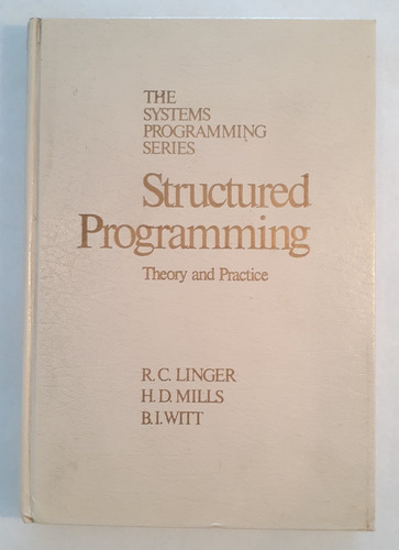 Structured Programming Theory And Practice Ibm Envío Gratis