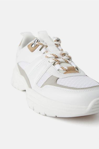 Zapatillas Zara Talle 40