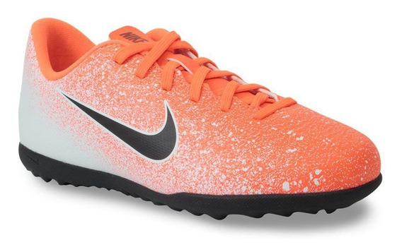 Chuteira Nike Juvenil Society Mercurial Vapor - Ah7355-801