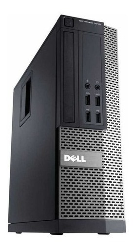 Pc Cpu Desktop Dell Intel Core I3 3.10ghz Hd 500gb 4gb Wi-fi