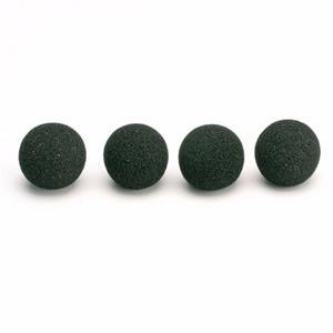 4 Pack De Pára-brisas Pretos De Encaixe Rápido Para Os Micro