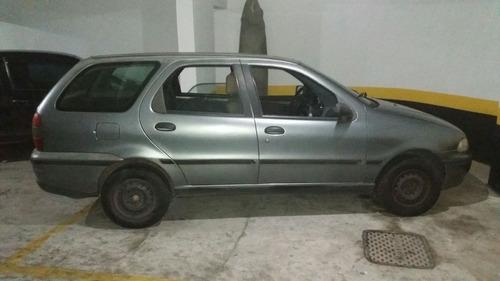 Fiat Palio Weekend 1.0 6m