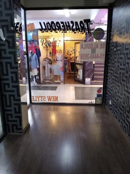 Alquiler Local Moron Centro Galeria Ideal Varios Rubros