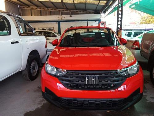 Fiat - Strada Endurande 1.4 Cs  Pick- Up C/s