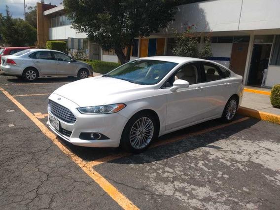 Ford Fusion 2014 Se Luxury 2 Litros Turbo