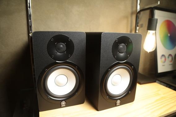 Yamaha Hs5 ( Par) Impecavel, Usei Poucas Vezes!