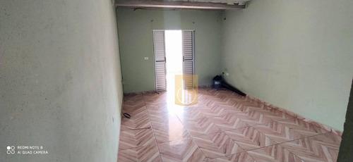 Imagem 1 de 13 de Casa Com 2 Dormitórios À Venda Por R$ 260.000,00 - Vila Primavera - Ferraz De Vasconcelos/sp - Ca0028