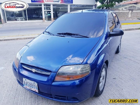 Chevrolet Aveo Sedan Sincronica