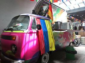 Volkswagen Combi Food Trucks