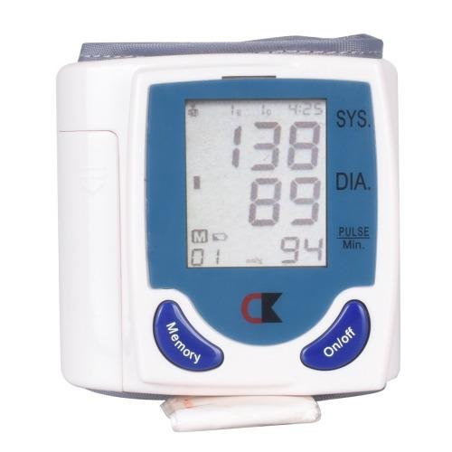 Monitor Salud Hogar Presion Arterial Automatico Lleno 90