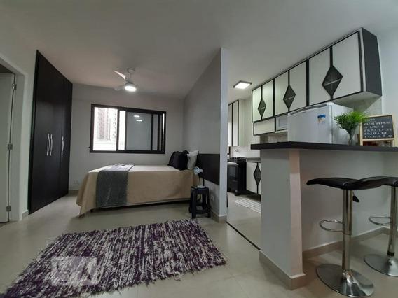 Apartamento Para Aluguel - Consolação, 1 Quarto, 35 - 893058184