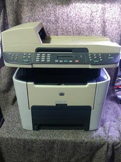 Impresora Hp Laserjet 3390 Láser Multifunción Fotocopia