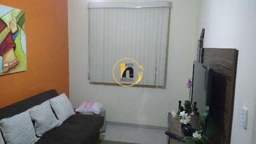 Apartamento Com 2 Quartos Para Comprar No Boa Vista Ii Em Vila Velha/es - Nva1152