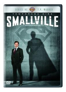 Smallville Temporada 10 Diez Dvd Nuevo