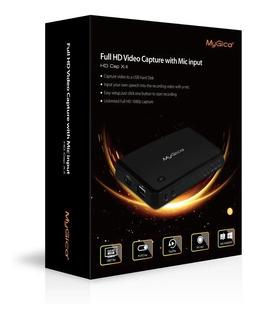 Placa De Captura Mygica Hd Cap X2 Livestream - Hd 1920x1080p