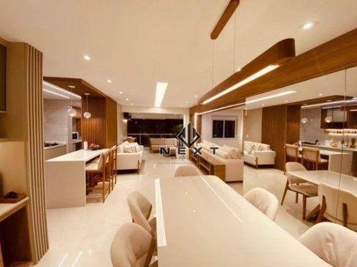 Imagem 1 de 12 de Apartamento Com 2 Dormitórios À Venda, 105 M² Por R$ 1.380.000 - Bethaville I - Barueri/sp - Ap0574