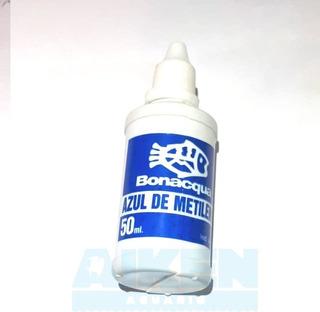 Azul De Metileno Bonacqua 50ml Aiken Acuario