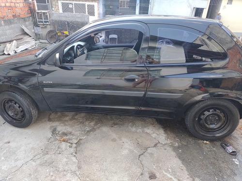 Fiat Celta Preto Passageiro Automóvel