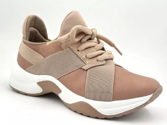 Tênis Feminino Dakota Avelã Sneaker Chunky G1211