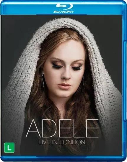 Adele Live In London - Novo - Lacrado