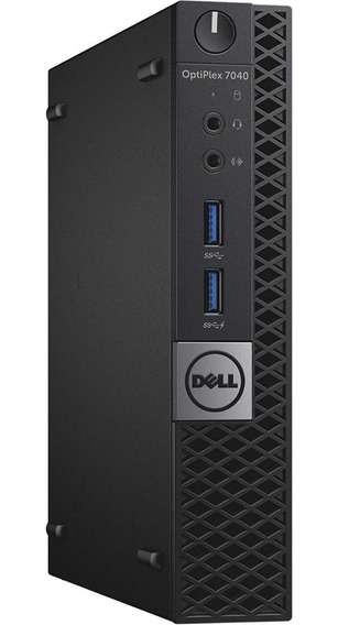 Mini Pc Dell Optiplex 7040 Core I5 De 6ª Ger. 2.5ghz 8gb