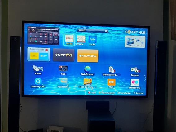 Smart Tv Samsung Un55 Em Perfeito Estado