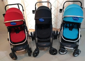 Baby Car Stroller Moises Luxo Berco Importado Ate 4 Anos