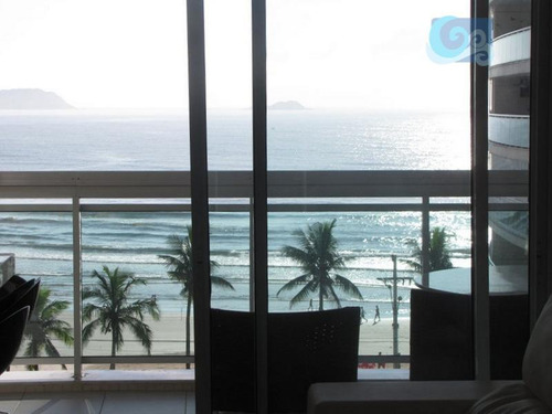 Imagem 1 de 30 de Apartamento À Venda, Praia Das Astúrias, Guarujá. - Ap4410