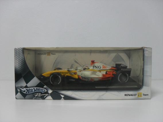 Renault R27 - Giancarlo Fisichella - 2007 - Hot Wheels 1/18