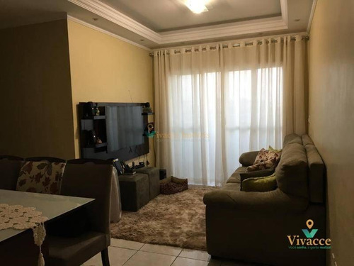 Imagem 1 de 20 de Apartamento 2 Dorms, 1 Vaga, Cidade Lider - Ap2517